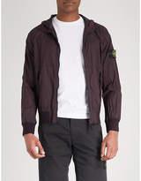 Stone Island Si nylon metal jacket