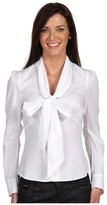 Vivienne Westwood Anglomania  The Collar Bib Blouse
