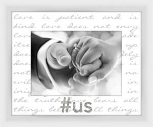 PTM Images Living 31 #Us decorative Photo Frame