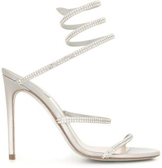 Rene Caovilla Cleo jewel sandals