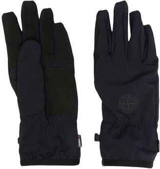Stone Island Buckled Full-Finger Gloves