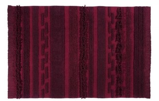 Lorena Canals Red Medium Air Savannah Carpet - Red