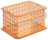 InterDesign 87989 Zia Bathroom Storage Basket for Shampoo, Lotion, Health & Beauty Products