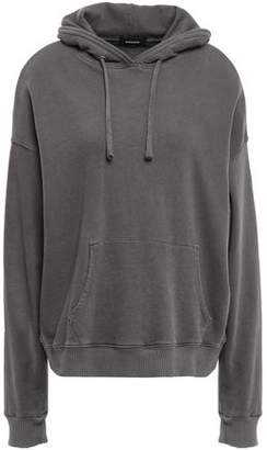 Monrow French Cotton-terry Hoodie