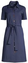 Lafayette 148 New York Kylie Flare Shirtdress