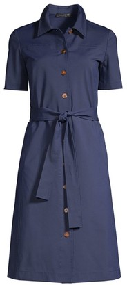 Lafayette 148 New York Kylie Flare Shirtdress