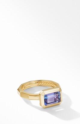 David Yurman Novella Ring in 18K Yellow Gold