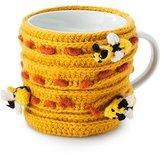 Honey Hive Mug Hugger