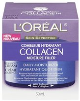 L'Oreal Collagen Moisture Filler Facial Day/Night Cream, All Skin Types