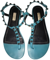 Balenciaga Classic flip flops