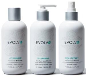 Evolvh Healthy Hair Trio