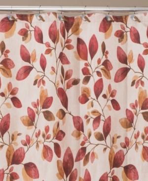 Saturday Knight Ltd. Faithful Leaves Shower Curtain Bedding