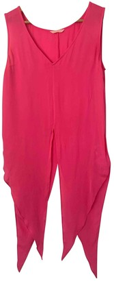 Sass & Bide Pink Silk Tops