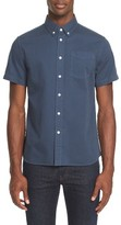 Saturdays Nyc Men's Esquina Slim Fit Sport Shirt