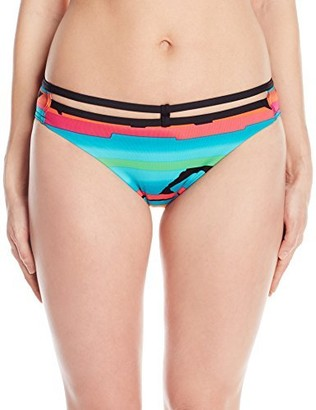 Jag Women's Life in Flight Retro Bikini Bottom