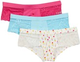 Honeydew Intimates Valerie Girl Boyshort Panty - Pack of 3