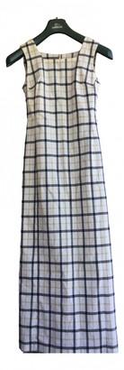 Comptoir des Cotonniers Beige Cotton Dresses