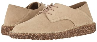 Birkenstock Gary (Sand Suede) Women's Lace up casual Shoes