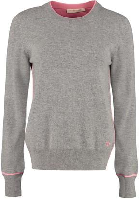 Tory Burch Cashmere Crew-neck Sweater