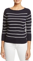 Cupcakes And Cashmere Reynolds Stripe Sweater