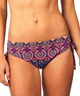 Leilani Navy Costa Pant Bikini Bottoms