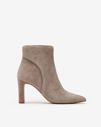 Express Steven By Steve Madden Jenn Booties