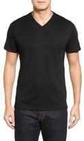 Robert Barakett Men's Georgia Regular Fit V-Neck T-Shirt