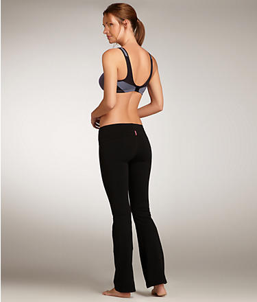 Lily of France Keep Her Cool Wire-free Sports Bra
