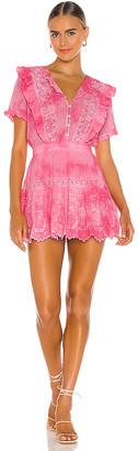 LoveShackFancy Sheldon Dress