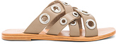 Urge Karly Sandal in Taupe. - size 37 (also in 40)