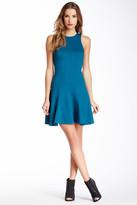 Cynthia Rowley 771000 Sleeveless Jewel A-Line Cocktail Dress