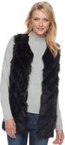Napa Valley Women's Napa Valley Faux Fur Vest