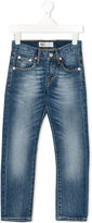 Levi's Kids - classic five pockets jeans - kids - Cotton/Spandex/Elastane - 4 yrs