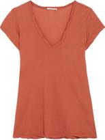 James Perse Cotton jersey T-shirt