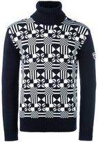 Rossignol 'Factory' roll neck sweater - men - - S