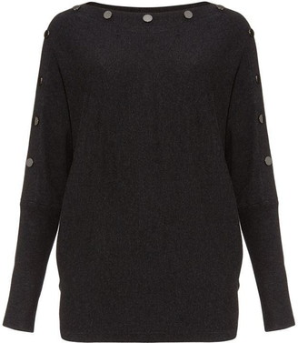 Phase Eight Brenda Button Knit Jumper