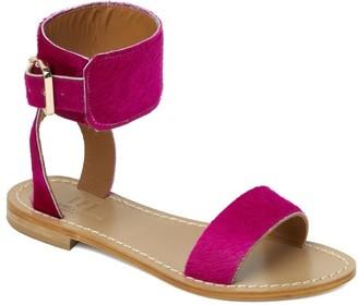 Emanuela Caruso Handmade Flat Monk Sandals