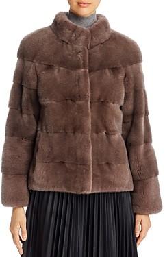 Maximilian Furs Mink Fur Coat - 100% Exclusive