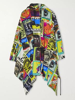 Loewe + Paula's Ibiza Printed Nylon Hooded Parka