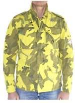 BOB Strollers Men's Green Cotton Jacket.