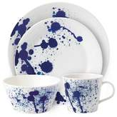 Royal Doulton Pacific Splash 16-Piece Dinnerware Set