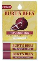 Burt's Bees Lip Balm Blister Box Pomegranate Oil