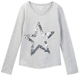 Joe Fresh Sequined Tee (Big Girls)