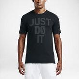 Nike Just Do It Mesh Stack Men's Training T-Shirt