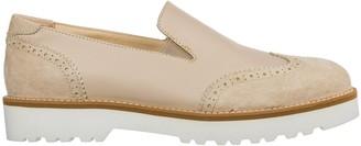 Hogan Brogue Detail Loafers