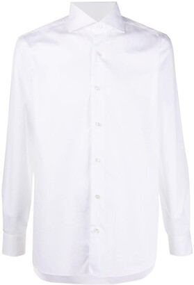 Barba Button-Up Long Sleeve Shirt
