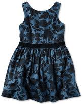 Carter's Velvet Floral Dress, Toddler Girls (2T-5T)