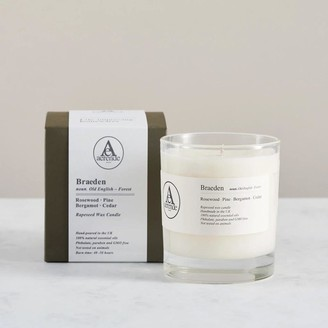 Aerende - Braeden Forest Rapeseed Wax Candle - One Size