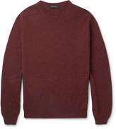 Ermenegildo Zegna - Mélange Yak Sweater