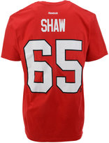 Reebok Men's Andrew Shaw Chicago Blackhawks Player T-Shirt